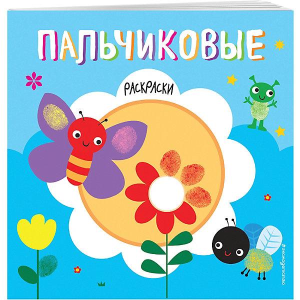 Пальчиковая раскраска Эксмо БабочкаРаскраски для детей<br>Характеристики:<br><br>• серия: Пальчиковые раскраски<br>• количество страниц: 32<br>• переплет: мягкий<br>• издательство: Эксмо<br>• страна бренда: Россия<br><br>Раскраска с очаровательными персонажами отлично подойдет для творческих занятий с малых лет. Для рисования не требуются фломастеры или кисти. Выполнена из плотной бумаги с высоким качеством печати.