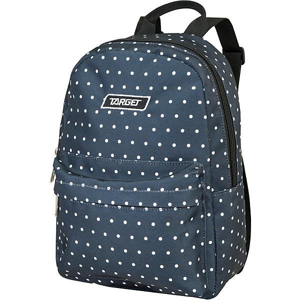 Рюкзак малый Target Collection Dots, черный