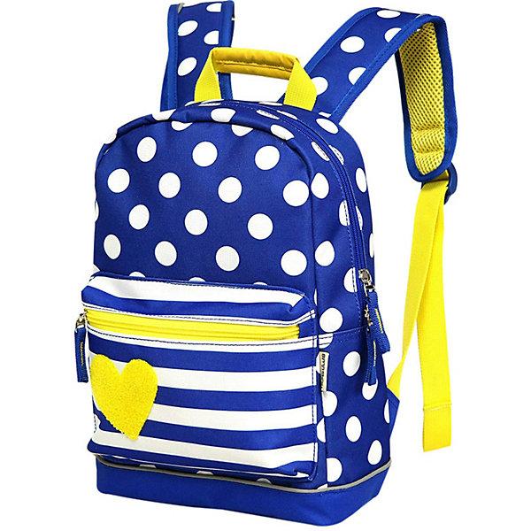 Target Collection Дошкольный рюкзак «Желтое сердечко»