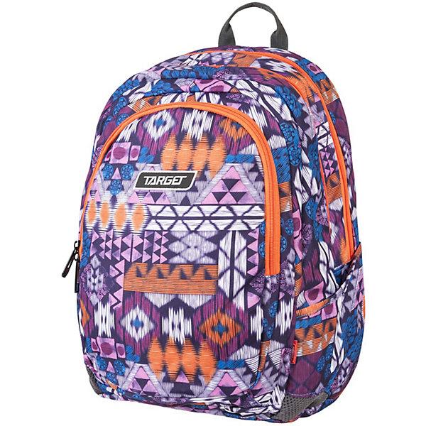 Рюкзак 3 zip Target Collection «Майя»