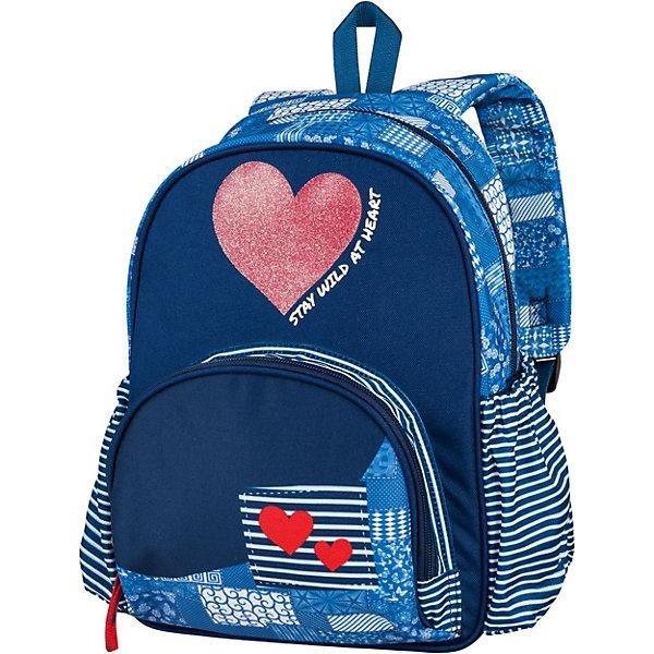 Рюкзак малый Target Collection «Дикое сердце»