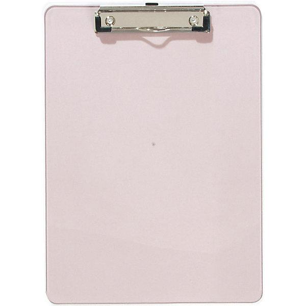 Erich Krause Планшет пластиковый Erich Krause с верхним зажимом, A4 планшет