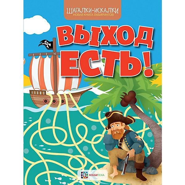 Новая книга лабиринтов Шагалки-искалки
