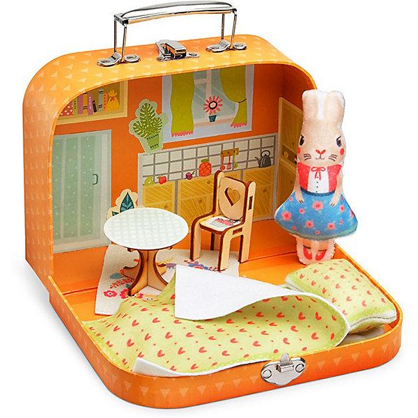 - Набор для творчества Мой уютный домик Зайка