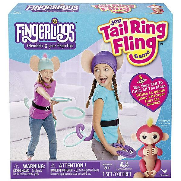 Spin Master Настольная игра Fingerlings