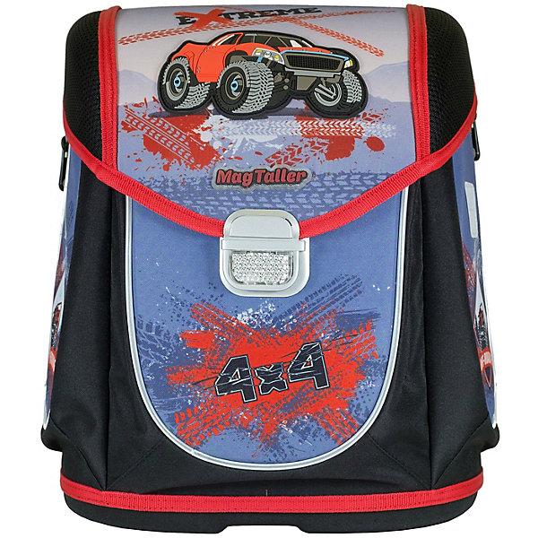 MagTaller Ранец школьный Magtaller Ezzy III Monster Truck, c наполнением magtaller ранец школьный j flex football