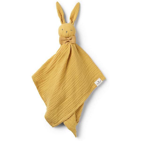 Купить Игрушка-обнимашка Elodie Details Зайчик Blinkie Goldie, Китай, желтый, Унисекс