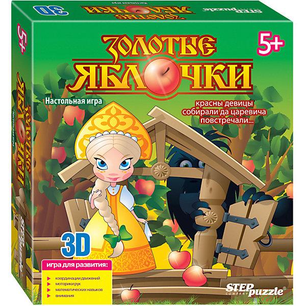 Купить Настольная игра STEP puzzle Золотые яблочки , Степ Пазл, Россия, Унисекс