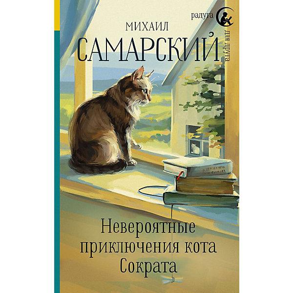 Издательство АСТ Радуга для друга Невероятные приключения кота Сократа, Самарский М.