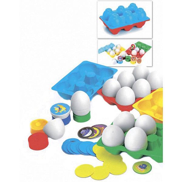 цена на Bradex Настольная игра Bradex «Кто в яйце»