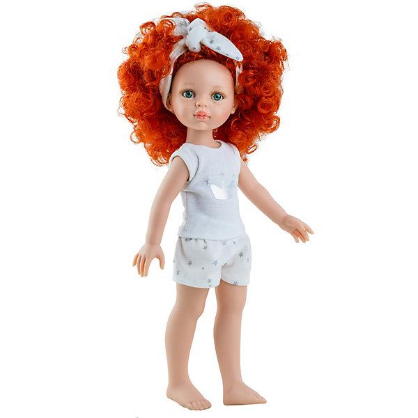 Купить Кукла Paola Reina Каролина, 32 см, Испания, разноцветный, Женский