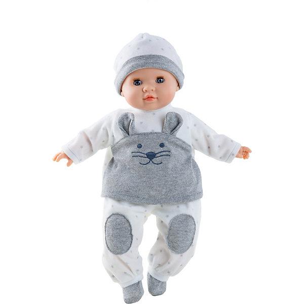 Купить Кукла Paola Reina Хулиус, 36 см, Испания, разноцветный, Женский