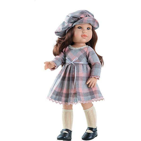 Купить Кукла Paola Reina Эшли, 42 см, Испания, разноцветный, Женский