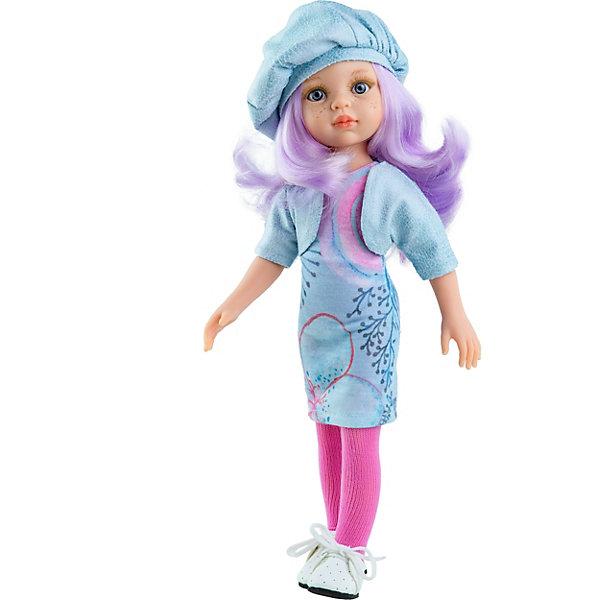 Купить Кукла Paola Reina Карина, 32 см, Испания, разноцветный, Женский