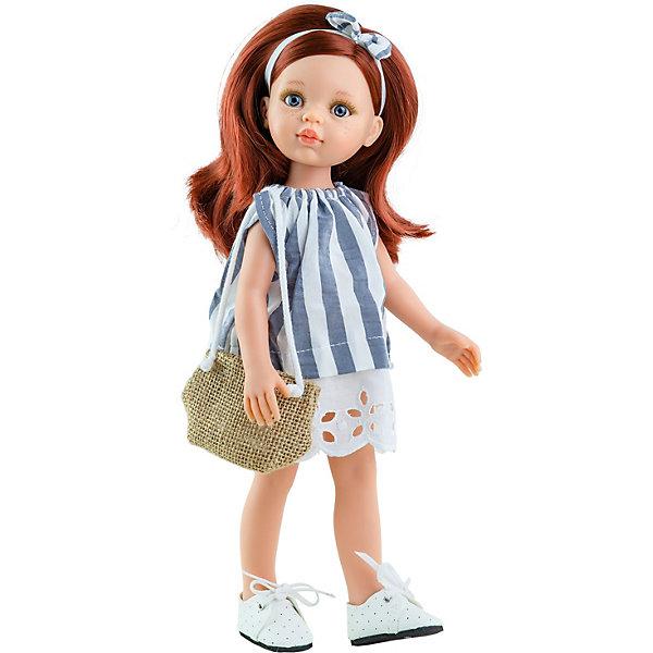 Купить Кукла Paola Reina Кристи, 32 см, Испания, разноцветный, Женский