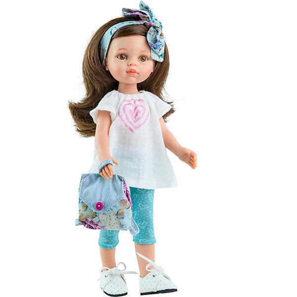 Купить Кукла Paola Reina Кэрол, 32 см, Испания, разноцветный, Женский