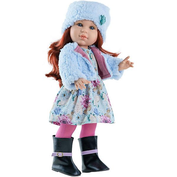 Купить Кукла Paola Reina Бекки, 42 см, Испания, разноцветный, Женский