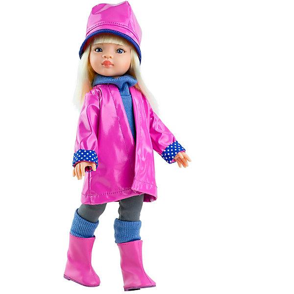 Кукла Paola Reina Маника, 32 см, Испания, разноцветный, Женский  - купить со скидкой