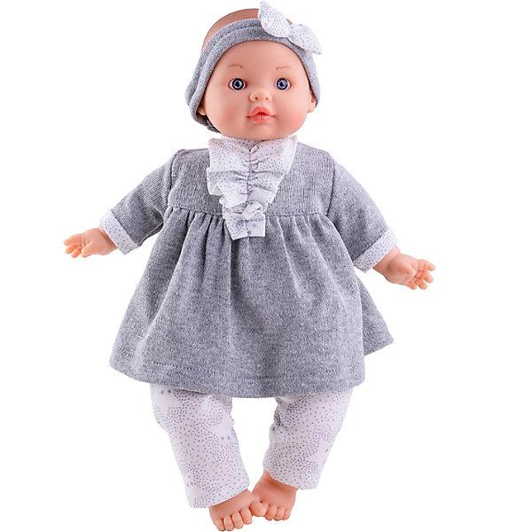 Купить Кукла Paola Reina Беа, 32 см, Испания, разноцветный, Женский