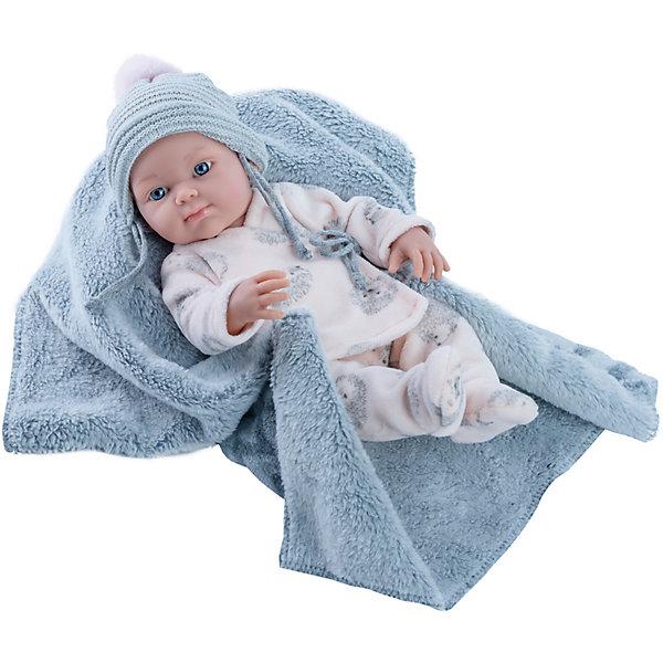 Кукла Paola Reina Бэби, c одеялом,