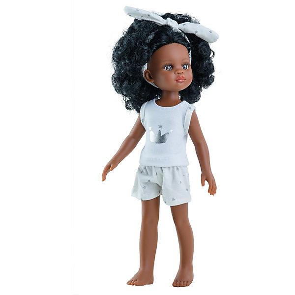 Купить Кукла Paola Reina Нора, 32 см, Испания, разноцветный, Женский