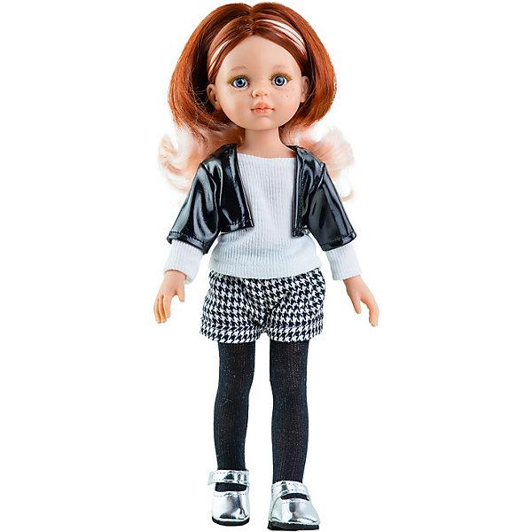 Купить Кукла Paola Reina Рут, 32 см, Испания, разноцветный, Женский