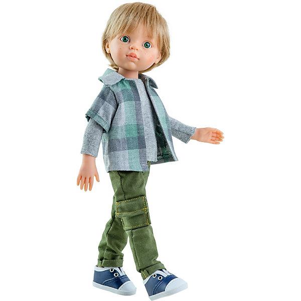 Купить Кукла Paola Reina Луис, 32 см, Испания, разноцветный, Женский