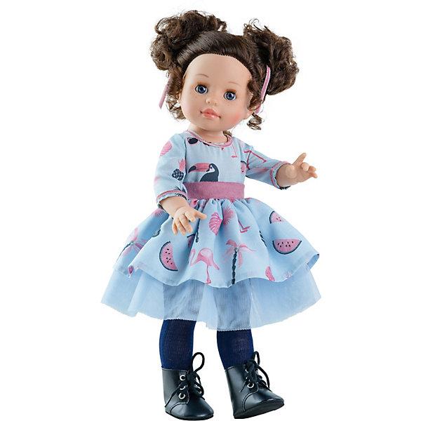 Купить Кукла Paola Reina Эмили, 42 см, Испания, разноцветный, Женский