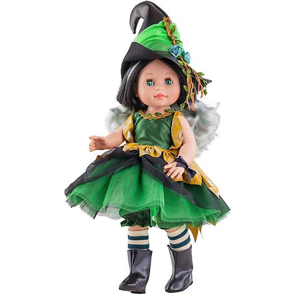 Купить Кукла Paola Reina Сой Ту Ведьмочка , 42 см, Испания, разноцветный, Женский