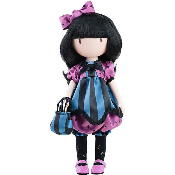 Купить Кукла Paola Reina Горджусс Сама нарядность , 32 см, Испания, разноцветный, Женский