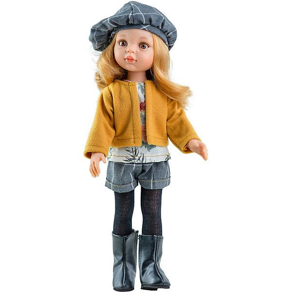 Купить Кукла Paola Reina Даша, 32 см, Испания, разноцветный, Женский