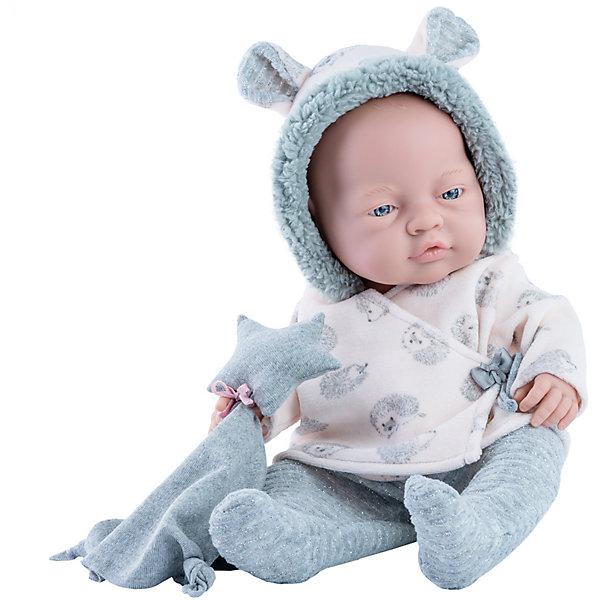 Paola Reina Кукла Paola Reina Бэби, с полотенцем и звездочкой, 45 см цена 2017