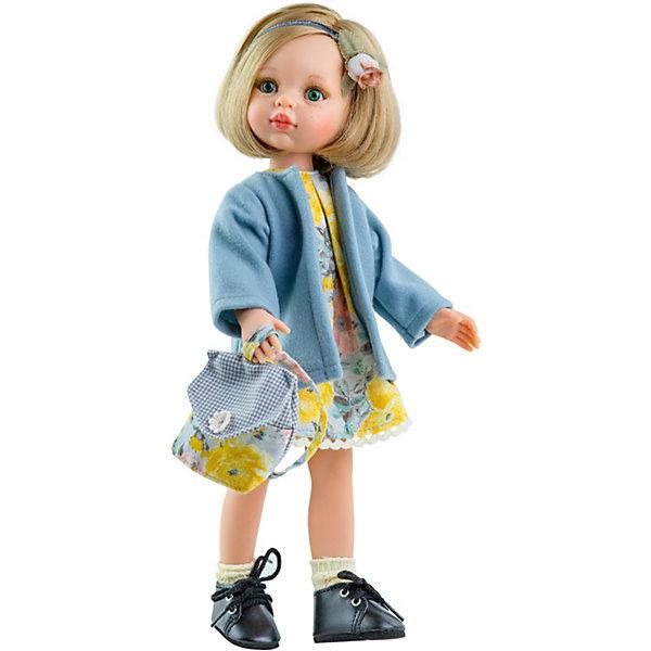 Купить Кукла Paola Reina Карла, 32 см, Испания, разноцветный, Женский