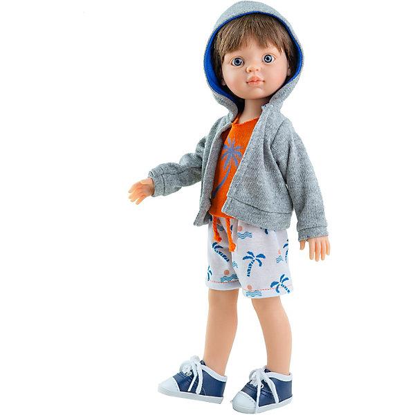 Купить Кукла Paola Reina Висент, 32 см, Испания, разноцветный, Женский