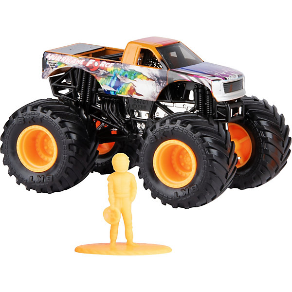 Spin Master Мини-машинка Monster Jam Hurrican Force