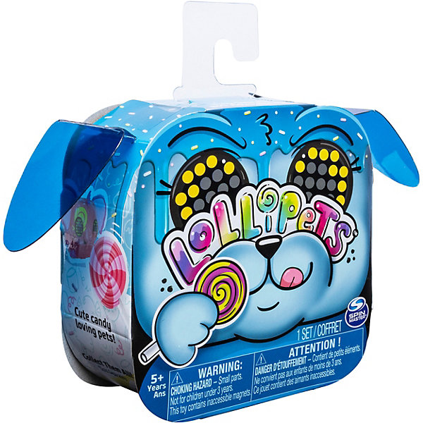 Spin Master Электронная игрушка Zommer Lollipets