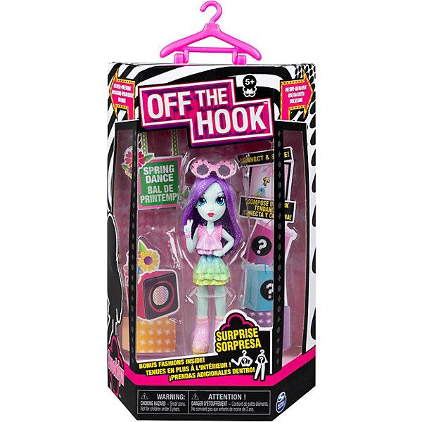 Spin Master Кукла Off the Hook Бруклин: весенний танец, с аксессуарами