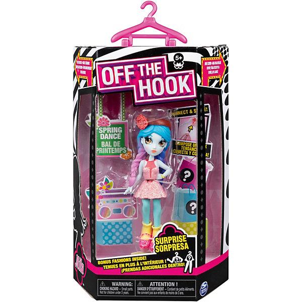 Spin Master Кукла Off the Hook Мила: весенний танец, с аксессуарами