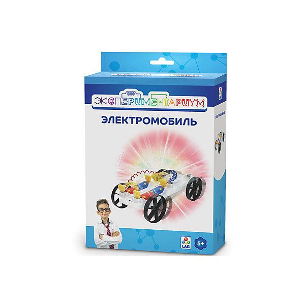 Купить Набор Экспериментариум Электромобиль, 1Toy, Китай, разноцветный, Мужской