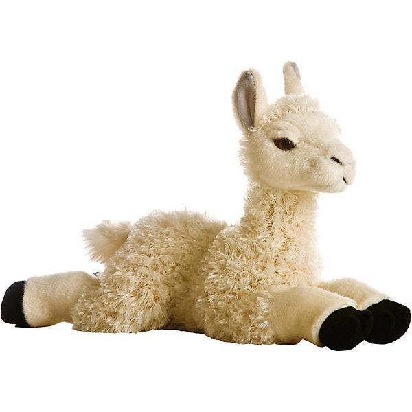 AURORA Мягкая игрушка Aurora Лама, 30 см цена