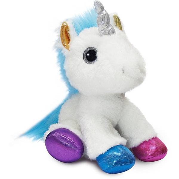AURORA Мягкая игрушка Aurora Единорог, , 30 см цена