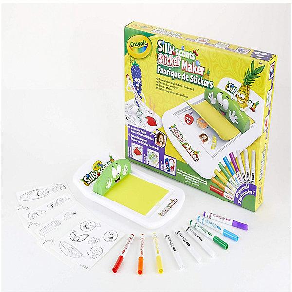 Crayola Набор для создания ароматизированных наклеек