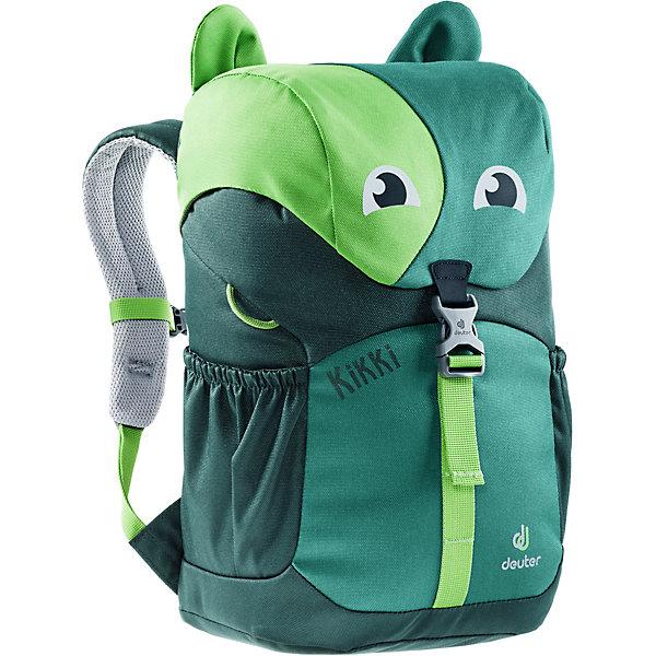 Купить Рюкзак Deuter Kikki, темно-синий, Вьетнам, зеленый, Унисекс