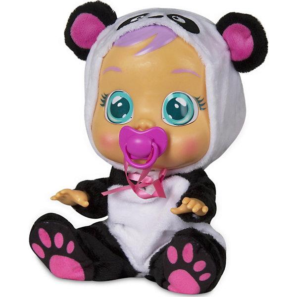 Купить Плачущий младенец IMC Toys Cry Babies Pandy, Китай, фиолетовый, Женский