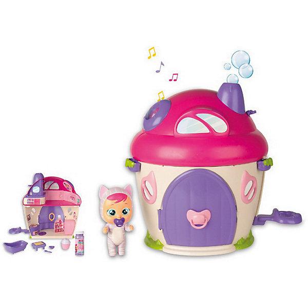 Купить Плачущий младенец IMC Toys Cry Babies Magic Tears Кэти с домиком и аксессуарами, Китай, Женский