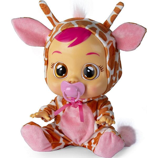 Купить Плачущий младенец IMC Toys Cry Babies Gigi, Китай, лиловый, Женский
