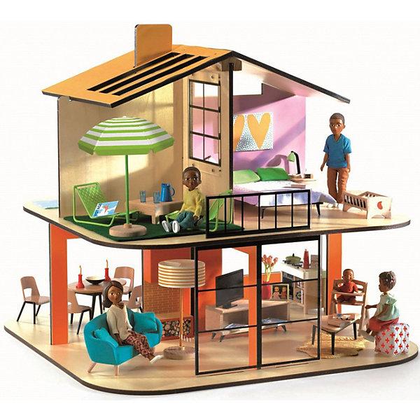 DJECO Сборный дом для кукол Djeco