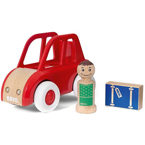 Фото - BRIO Игровой набор Brio Мой родной дом Загородный автомобиль коробка рыжий кот 33х20х13см 8 5л д хранения обуви пластик с крышкой
