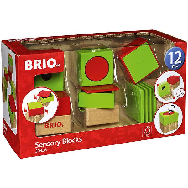 BRIO Развивающие кубики Brio, 6 деталей конструктор 210 деталей brio