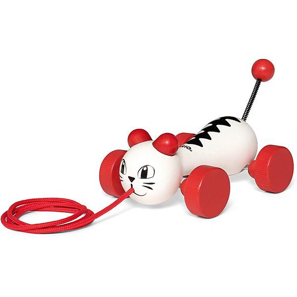 BRIO Игрушка-каталка Brio Кот игрушка